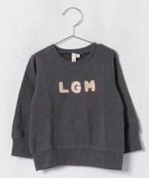 LAGOM/さがら刺繍トレーナー/501292814