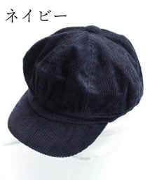 miniministore/キャスケット帽 レディース 秋冬 コーデュロイキャップ 無地 つば付き 帽子 小顔効果/501312802