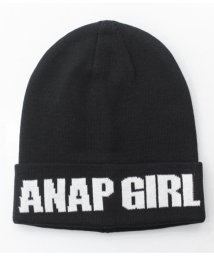 ANAP GiRL/ロゴ入ビーニーキャップ/501313713