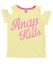 ANAP KIDS/NETオリジナル・オープンショルダートップス/501317963