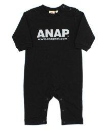 ANAP KIDS/ロングスリーブロンパース(NET限定カラーあり)/501318001