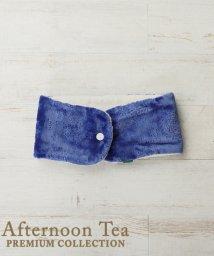 Afternoon Tea LIVING/オパールクリスタル柄ネックウォーマー/501277236