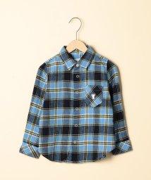 coen/【coen キッズ / ジュニア】タータンネルチェックシャツ(ネルシャツ・100~150cm)/501295898
