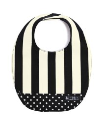 baby COLORFUL CANDY STYLE/スタイ 丸型タイプ widestripe(twill・black)/501299304