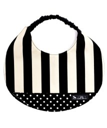 baby COLORFUL CANDY STYLE/スタイ 首ひもタイプ widestripe(twill・black)/501299308