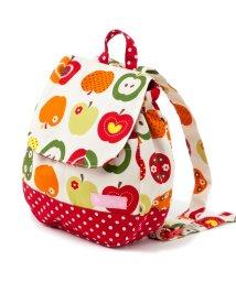 baby COLORFUL CANDY STYLE/ベビーリュック おしゃれリンゴのひみつ(アイボリー)/501299346