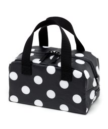 baby COLORFUL CANDY STYLE/保温・保冷バッグ polka dot large(broadcloth・black)/501299364