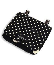 COLORFUL CANDY STYLE/decorPolkaDot移動ポケット・付けポケット【ラージ】polkadotlarge(twill・black)xpolkadotsmall(twill・bl/501299465
