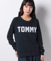 TOMMY HILFIGER WOMEN/ロゴ スウェット トレーナー/501305707