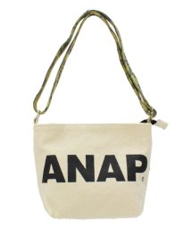 ANAP KIDS/ハンドルロゴショルダーバッグ/501319243