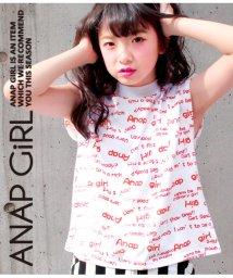 ANAP GiRL/ランダム総ロゴ柄トップス/501319784