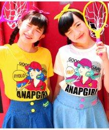 ANAP GiRL/テニスガールロゴTシャツ/501319797