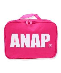 ANAP KIDS/ロゴマルチナイロンポーチ/501320267