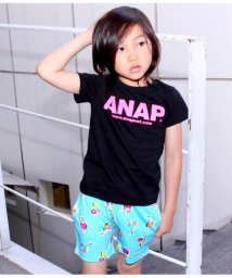 ANAP KIDS/ジュース柄ハーフパンツ/501320757