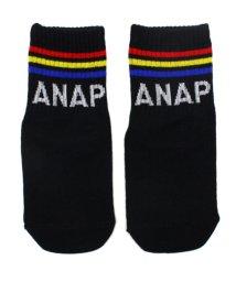 ANAP KIDS/3本ラインスポーティSOX/501321696