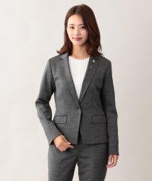 TRANSWORK/【美Jacket】コンパクトドライポンチテーラードジャケット/501322029