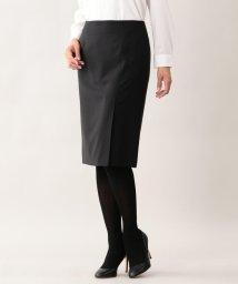 TRANSWORK/【美Skirt】ファインウールタイトスカート/501322046