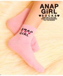 ANAP GiRL/ハートソックス/501322470