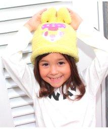 ANAP KIDS/キャラクターモコモコニット帽/501322700