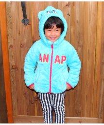 ANAP KIDS/モコモコフリースキャラクターパーカー/501322730