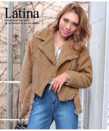 LATINA/ボアライダースコート/501324979