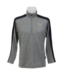PUMA/プーマ/メンズ/ゴルフ TB ハーフジップシャツ/501328421