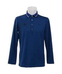 PUMA/プーマ/メンズ/ゴルフ ストレッチ LS ポロシャツ/501328424