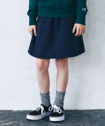 green label relaxing (Kids)/【ジュニア】〔裏起毛〕ミニスカート/501276900