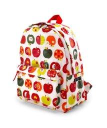 COLORFUL CANDY STYLE/【入学・入園グッズ】リュックサック(チェスベルト付き) おしゃれリンゴのひみつ(アイボリー)/501299392