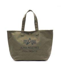 ALPHA INDUSTRIES/アルファインダストリーズ トートバッグ ALPHA INDUSTRIES ミリタリー B4 帆布 40105/501301597