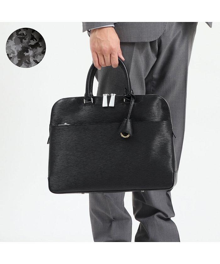 アニアリ aniary ビジネスバッグ ブリーフケース 本革 A4 Wave Leather ウェーブレザー レザー 通勤 16−01000