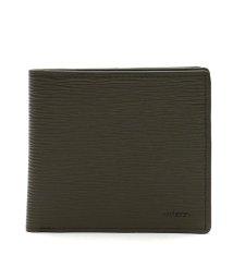 aniary/アニアリ aniary 財布 革 二つ折り財布 ウェーブレザー Wave Leather 本革 小銭入れあり 16-20000/501301636