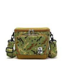 CHUMS/【日本正規品】チャムス カメラバッグ CHUMS Box Camera Bag Sweat Nylon ショルダーバッグ CH60-2520/501302184
