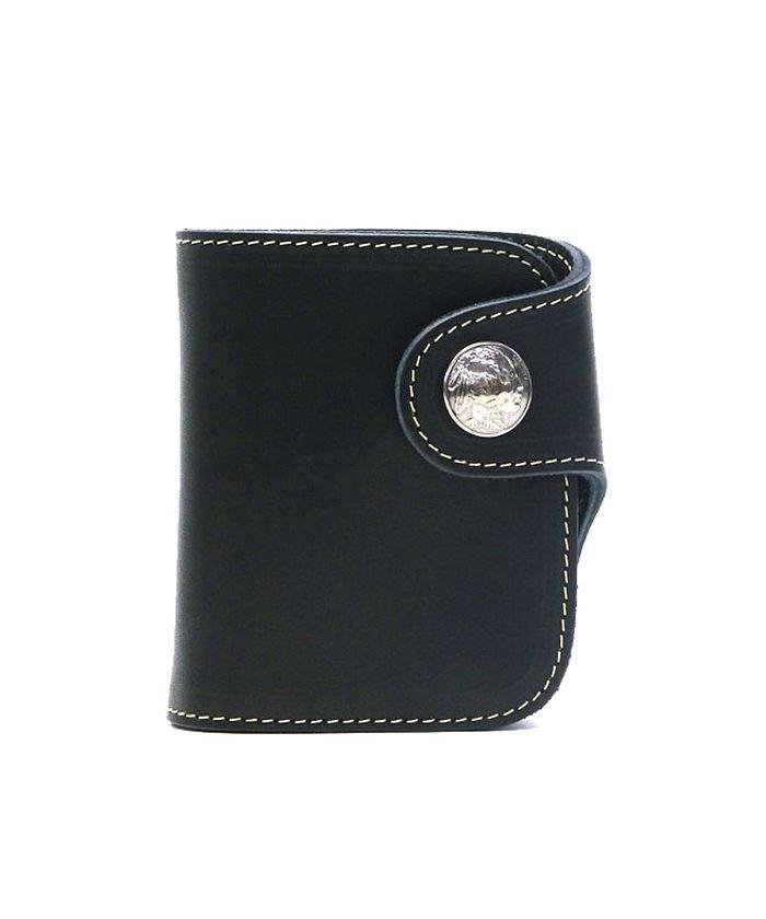 レッドムーン 二つ折り財布 REDMOON 財布 SHORT WALLET ウォレット ショートウォレット レザー 牛革 ゴースト S−GT2
