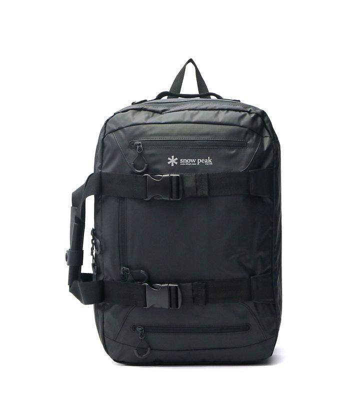 スノーピーク snow peak Business Bag 3WAYブリーフケース ビジネスリュック ショルダー UG−729