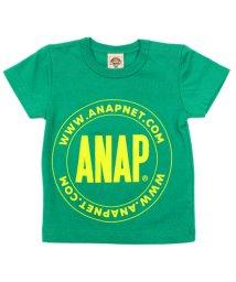 ANAP KIDS/サークルロゴTシャツ/501339542