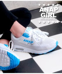 ANAP GiRL/スポーティーロゴスニーカー/501340369