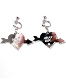 ANAP GiRL/ハートアローイヤリング/501340386