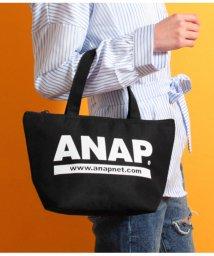ANAP HOME/ANAPロゴホレイランチバッグ/501341471