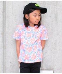 ANAP KIDS/サークルロゴ柄Tシャツ/501341804