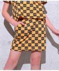ANAP GiRL/オリジナルチェッカー柄スカート/501342053