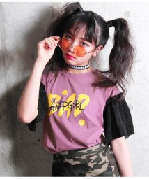 ANAP GiRL/ラメフリル袖TOPS/501342082