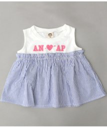 ANAP KIDS/ストライプドッキングトップス/501343271
