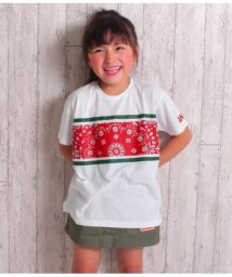 ANAP KIDS/ペイズリープリントTシャツ/501343272