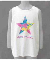 ANAP GiRL/星プリントタイダイタンクトップ/501343528