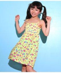ANAP KIDS/花柄シャーリングワンピース/501343901