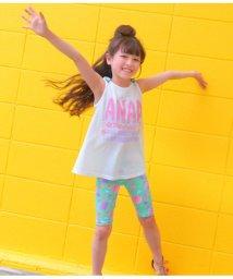 ANAP KIDS/シェル柄レギンス セットアップ/501343903