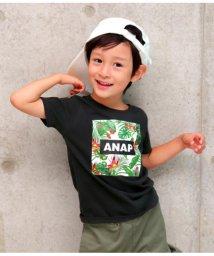 ANAP KIDS/トロピカルBOXプリントT/501344418