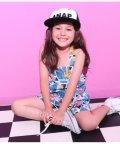 ANAP KIDS/ボタニカル柄SETUP/501344429