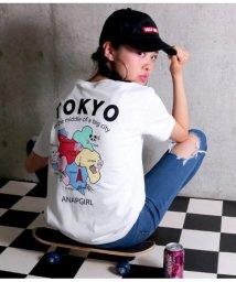 ANAP GiRL/トウキョウTシャツ/501344675
